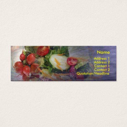 Salat Business Card