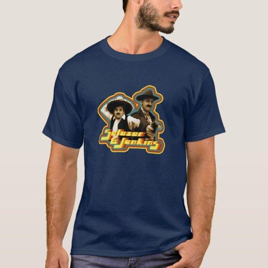 Salazar and Jenkins Retro T-Shirt
