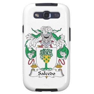Salcedo Family Crest Samsung Galaxy SIII Covers