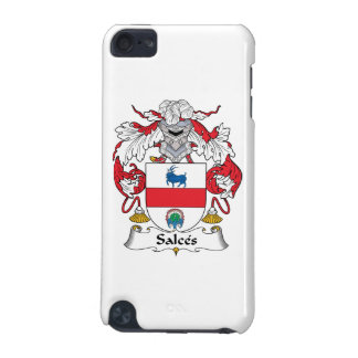 Salces Family Crest iPod Touch (5th Generation) Cover