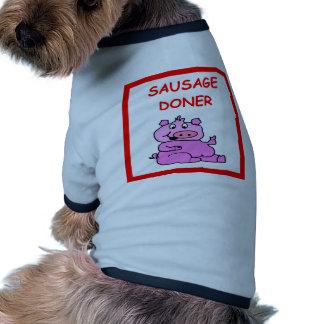 salchicha ropa perro