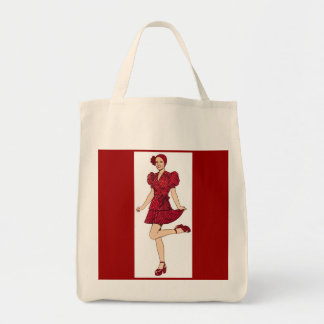 SALE - 1972 Mary Quant Shopping Bag