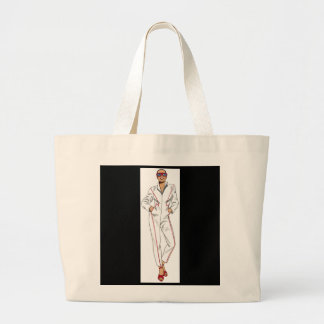 SALE - 1979 Thierry Mugler Shopping Tote