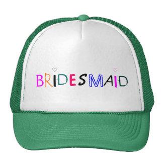 SALE! Bridesmaid Trucker Hat