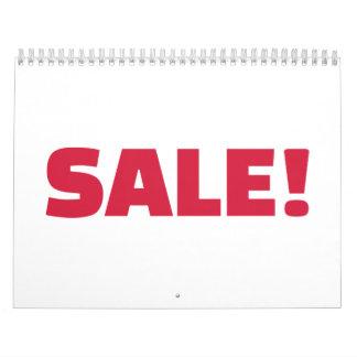 Sale Calendar