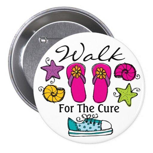 Sale! Cancer Awareness - SRF 3 Inch Round Button
