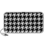 SALE - CLASSIC Houndstooth NEW Portable Speaker