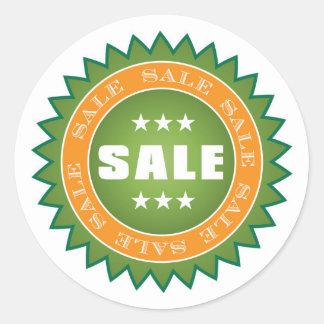 Sale Classic Round Sticker