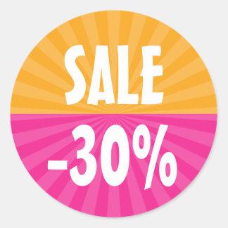 Sale / discount sticker