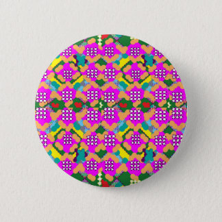 SALE Elegant Pink Flower Floral Abstract Art gifts Pinback Button