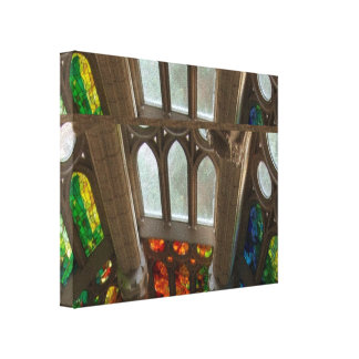 Sale FineArt Photography of Barcelona cathedral Canvas Print