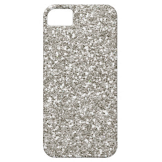 SALE Gorgeous Silver Glitter iPhone 5 Case