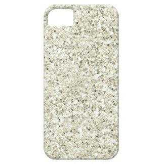 SALE Gorgeous White Glitter iPhone 5 Case