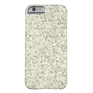 SALE Gorgeous White Glitter iPhone 6 case