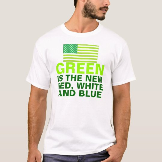 SALE!  Green Flag T-Shirt