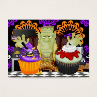 SALE - Halloween Kitchen Card - SRF