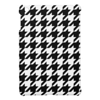 SALE - iPad Mini - RETRO HOUNDSTOOTH PATTERN iPad Mini Cases