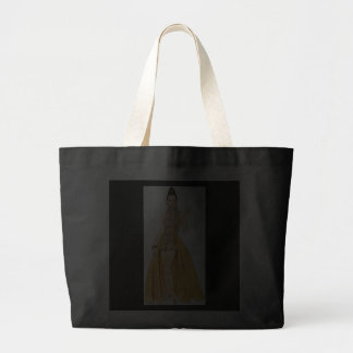 SALE Jean-Louis Scherrer Vintage Fashion Tote 1994 Canvas Bag