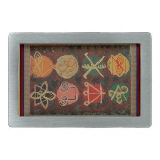 Sale Karuna Reiki Healing Symbol Gifts Belt Buckle