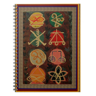 Sale Karuna Reiki Healing Symbol Gifts Notebook