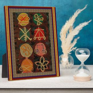 Sale Karuna Reiki Healing Symbol Gifts Plaque