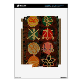 Sale Karuna Reiki Healing Symbol Gifts Decal For iPad 3