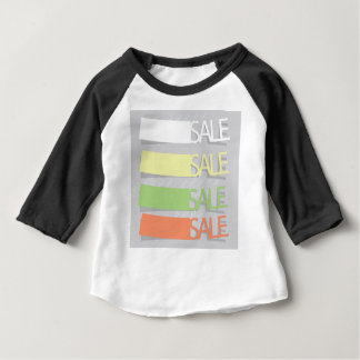 Sale Labels Baby T-Shirt