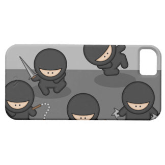 SALE - Little Ninjas iPhone 5 Case