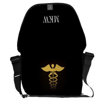 SALE! Medical Caduceus Rickshaw Bag