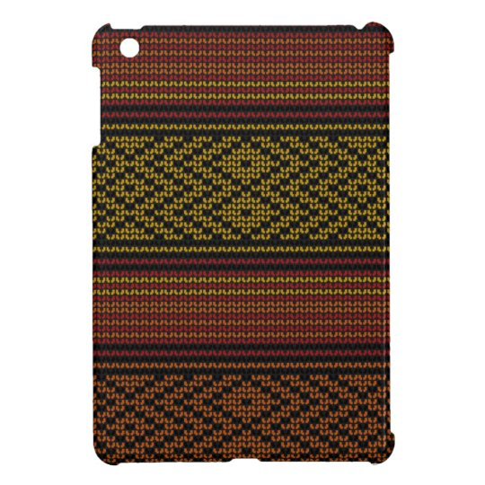 SALE - Mini iPad Case Woven Tapestry