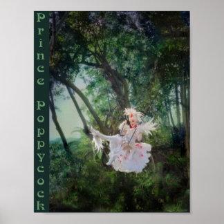 SALE! NEW Poppy Swing Poster! Poster