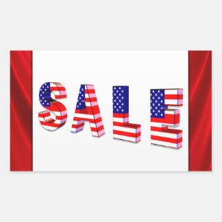 Sale Patriotic Stickers