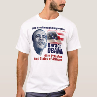 SALE!  Presidential Inauguration T-Shirt