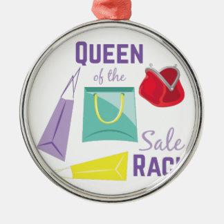Sale Rack Metal Ornament