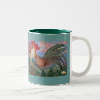 SALE ! Ruler of the Roost Mug by SRF