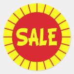 Sale Stickers