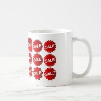 Sale Tags Coffee Mug
