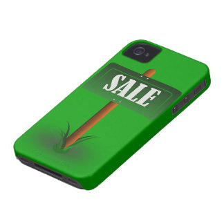Sale_Vector_Clipart iPhone 4 Cover