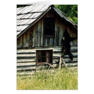 Salem Cabin Card