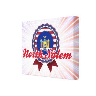 Salem del norte, NY Impresión En Lona