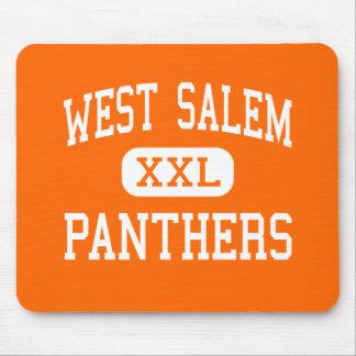 Salem del oeste - panteras - alta - Salem del oest Alfombrillas De Raton