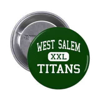 Salem del oeste - titanes - High School secundaria Pins