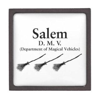 Salem DMV Jewelry Box