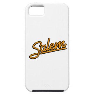 Salem en naranja funda para iPhone SE/5/5s