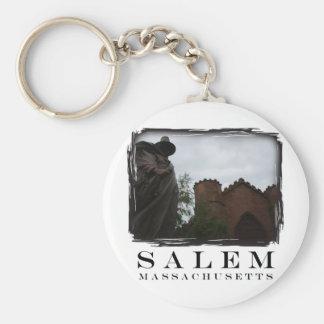 Salem Guard Keychain