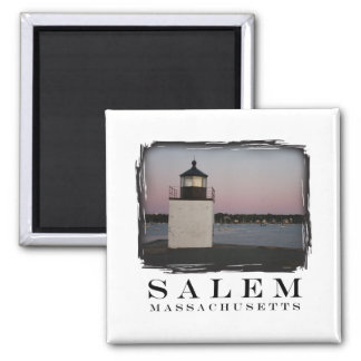 Salem Lighthouse Magnet