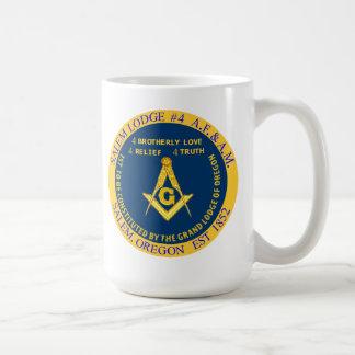 Salem Lodge No. 4 Mug