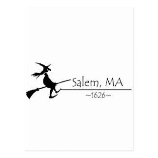 Salem, mA 1626 Tarjetas Postales