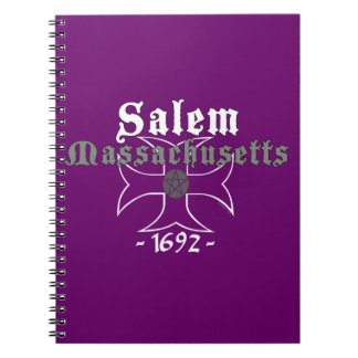 Salem Massachusetts 1692 cuadernos