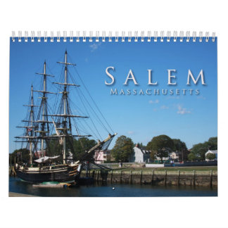 Salem, Massachusetts Calendar